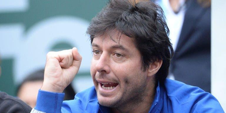 Novela da seleção francesa da Taça Davis termina e Grosjean é o novo capitão