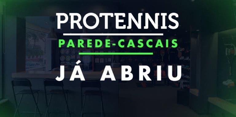 ProTennis abre loja em Parede/Cascais
