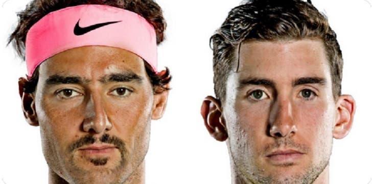 [VÍDEO] Dimitrovic? Thisner? ATP 'cria' novos jogadores e as reações são hilariantes