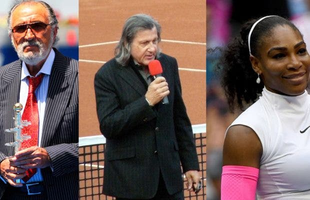 Tiriac arrasa Serena: «Ela é apenas uma de quatro biliões de mães, sexismo é o que sofreu Nastase»
