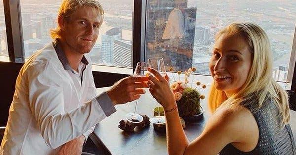 Luke Saville e Daria Gavrilova… vão casar