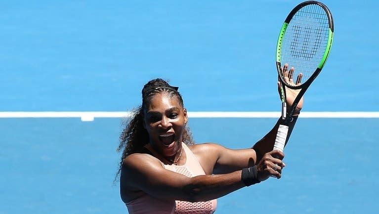 Serena e Tsitsipas deixam Estados Unidos-Grécia empatado