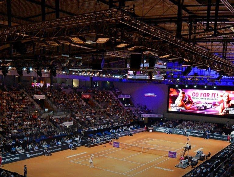 WTA de Estugarda conta (novamente) com um cartaz de luxo