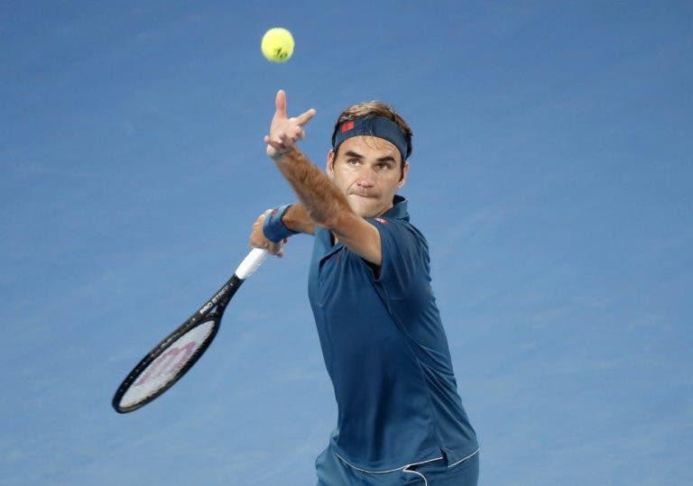 Federer e a polémica com o Presidente do ATP: «Vou falar com o Djokovic e o Nadal para ver o que decidimos»