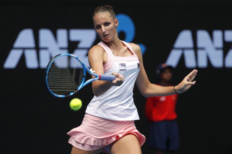 Pliskova e Keys vencem de forma tranquila rumo à segunda ronda no Australian Open
