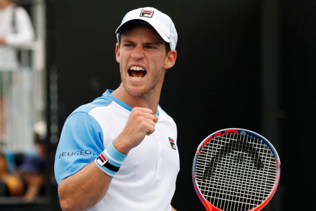 Na raça! El Peque Schwartzman vira de 1-4 no 5.º set e vence batalha de 4 horas no Australian Open