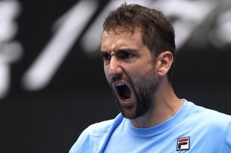 Sobrevive! Cilic vira de 0-2 em sets, salva dois match points e derrota Verdasco rumo aos 'oitavos' do Australian Open