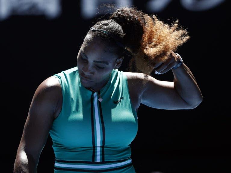 Halep: «Sou a número um do mundo mas a Serena é a melhor jogadora do mundo»