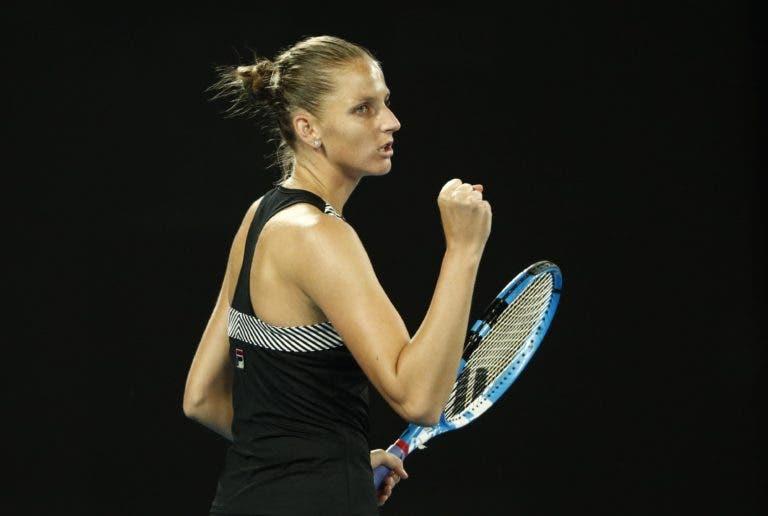 Pliskova e Muguruza vencem e medem forças nos oitavos de final do Australian Open
