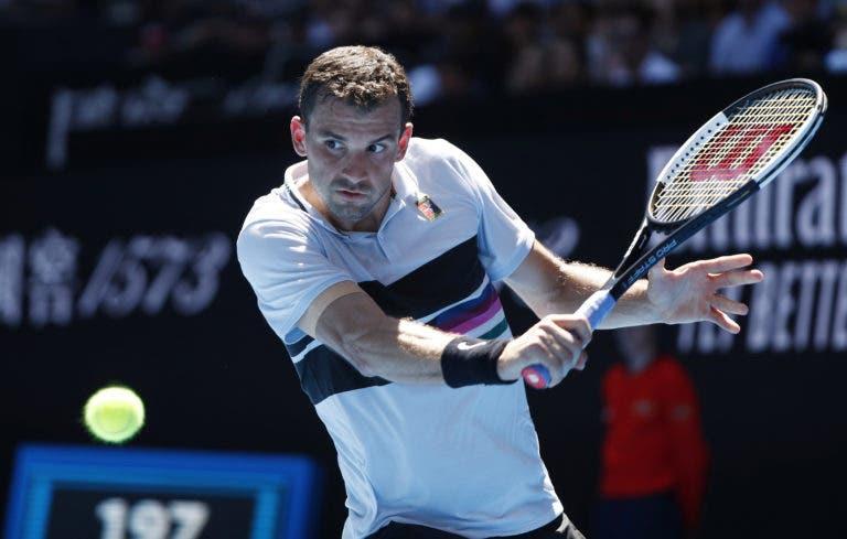 Dimitrov recebe wild card e é mais uma das (muitas) estrelas no ATP 500 de Barcelona
