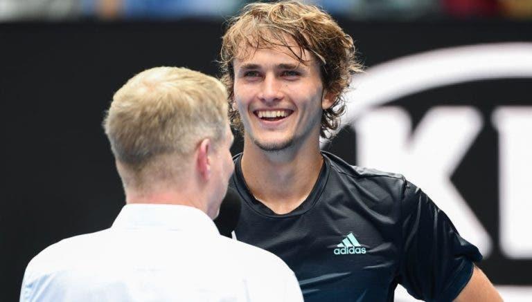Diretor do ATP de Estugarda diz que Zverev lhe pediu dinheiro a mais para jogar a prova