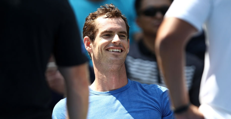 Andy Murray decidiu investir… no padel