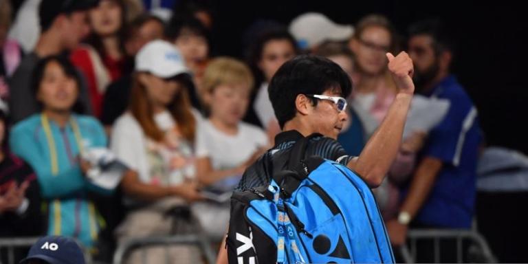 Hyeon Chung vai sair do top 50 após derrota na 2.ª ronda do Australian Open