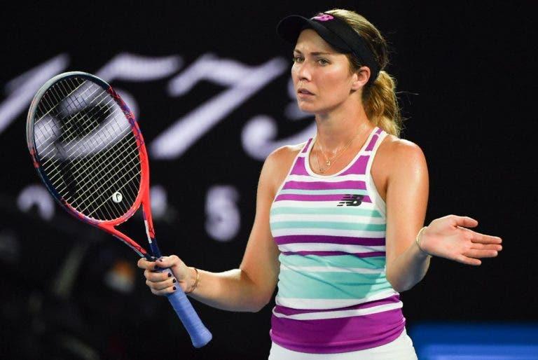 Danielle Collins: «Precisamos superar o sexismo no ténis»