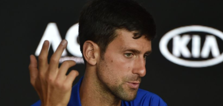 Djokovic: «Motiva-me tentar apanhar o recorde de Grand Slams do Federer»