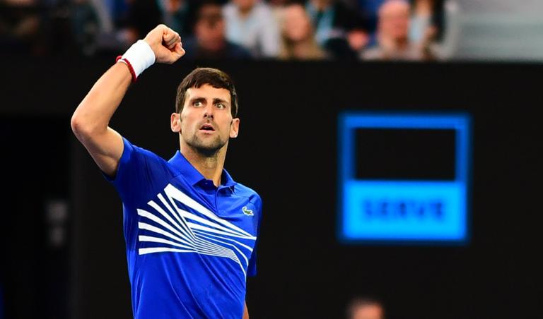 Djokovic sobre o Australian Open: «A meia-final e a final foram os melhores jogos que fiz na vida»