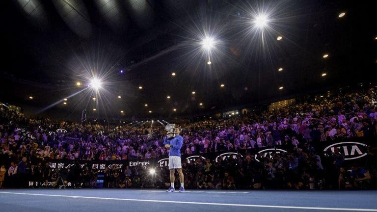 As reações ao inédito triunfo de Djokovic na Austrália