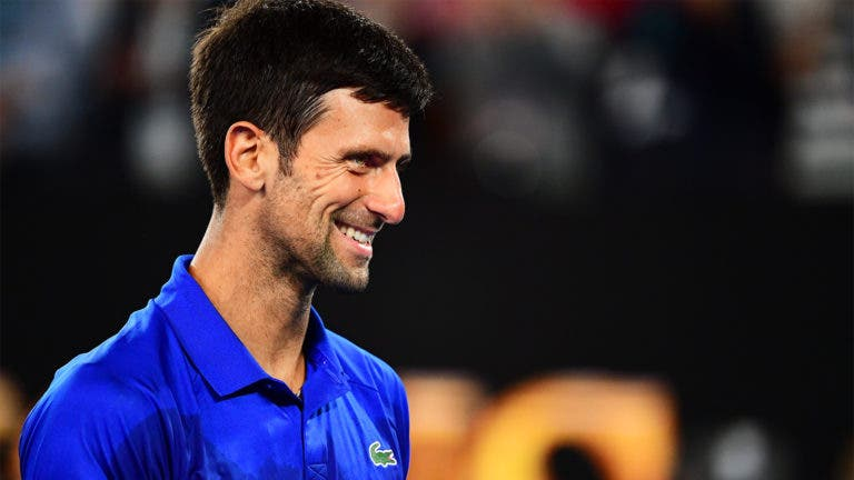 Djokovic quer vencer os quatro Slams de forma consecutiva: «Já o fiz uma vez, porque não outra vez?»