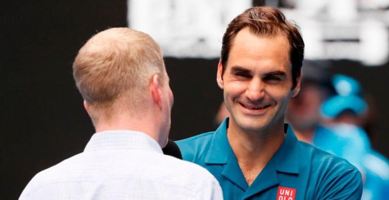 Federer desmente Kyrgios: «Nick é um apaixonado pelo ténis»