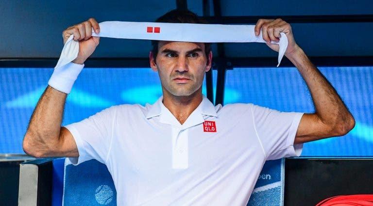 Federer é menos favorito do que Tsitsipas e Cilic para ganhar… Roland Garros