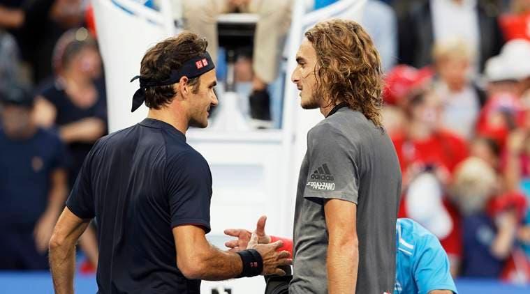 Roddick: «Tsitsipas é muito parecido com Federer»
