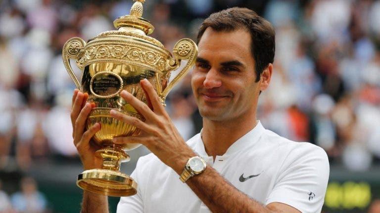 Federer: «Wimbledon é o lugar ideal para terminar a minha carreira»