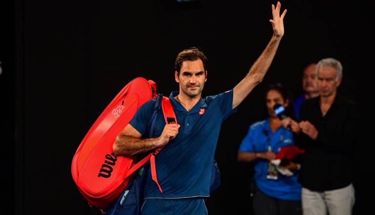 Federer: «Não me importo de cair no ranking desde que continue a ganhar a Djokovic e Nadal»