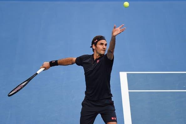 Federer soma novo triunfo arrasador na Hopman Cup, desta feita face a Tiafoe