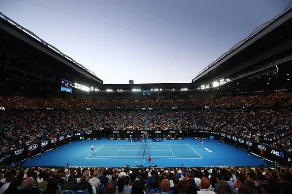 Australian Open apresenta uma nova superfície já a partir de 2020
