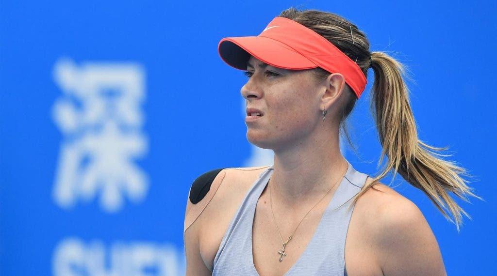 WTA Estugarda perde três estrelas e Sharapova também não vai a Madrid