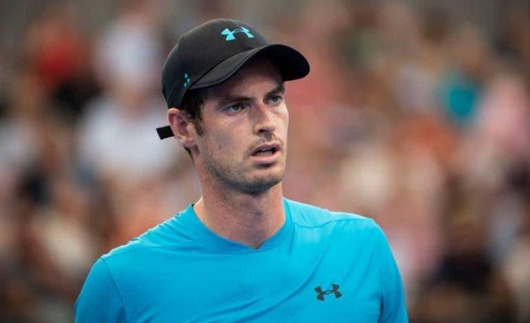McEnroe: «Para o Murray competir sem dores na Austrália já seria uma vitória»