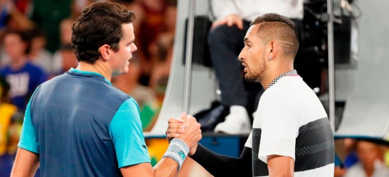 Kyrgios perde pela primeira vez na ronda inaugural do Australian Open e vai cair para fora do top 60