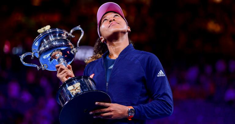 Osaka é apenas a nona jogadora de sempre a ganhar o US Open e o Australian Open de seguida