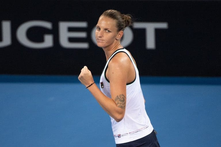 Quantos jogadores chegaram aos 'quartos' no Australian Open, Indian Wells e Miami? Apenas uma