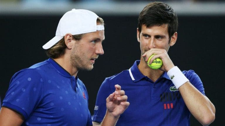 Australian Open. Noitada só… para pares: Djokovic vs. Pouille jogam às 8h30