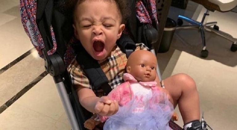 WTA coloca o Instagram nas mãos da boneca da filha de Serena e fãs revoltam-se