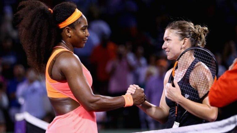 Australian Open, dia 8: Serena vs Halep é o prato forte em dia de luxo