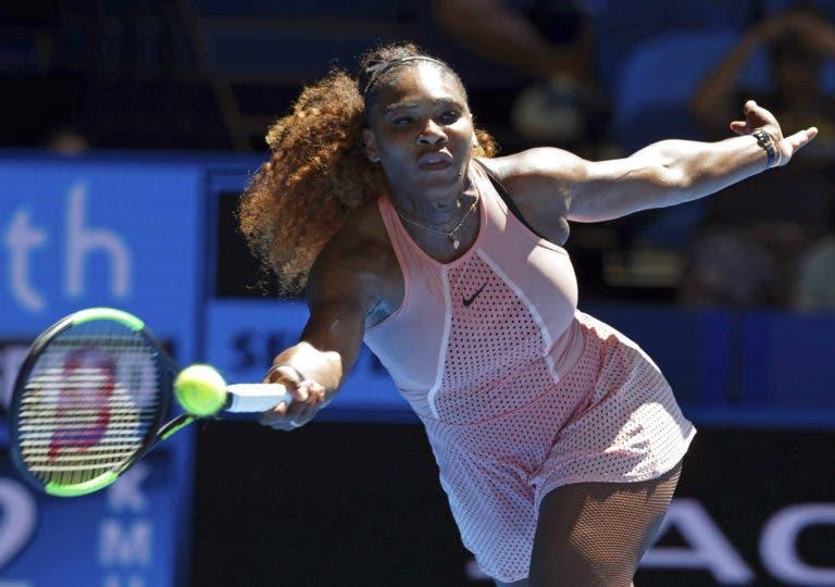 Serena derrota Bencic e encontro inédito de pares mistos com Federer decide eliminatória