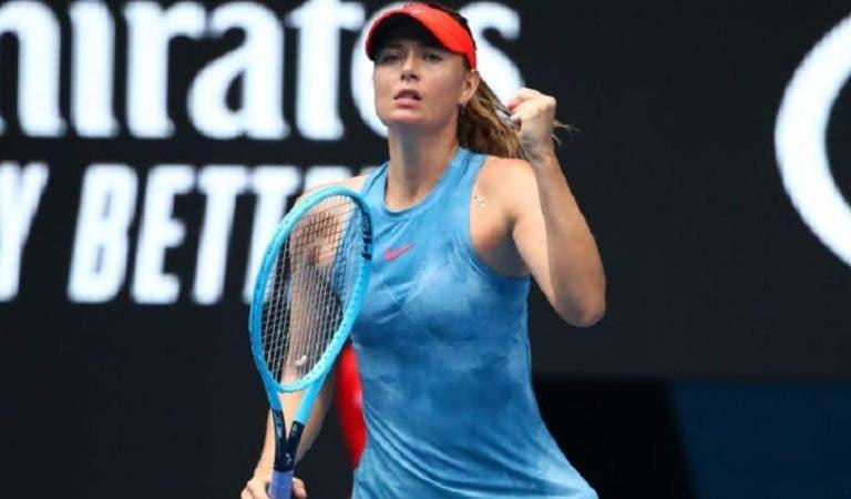 Sharapova poderá voltar aos courts com ajuda… de Toni Nadal