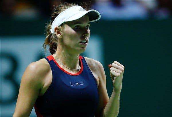 Wozniacki joga muito e arrasa em Charlestone; Keys derrota Stephens pela primeira vez na carreira