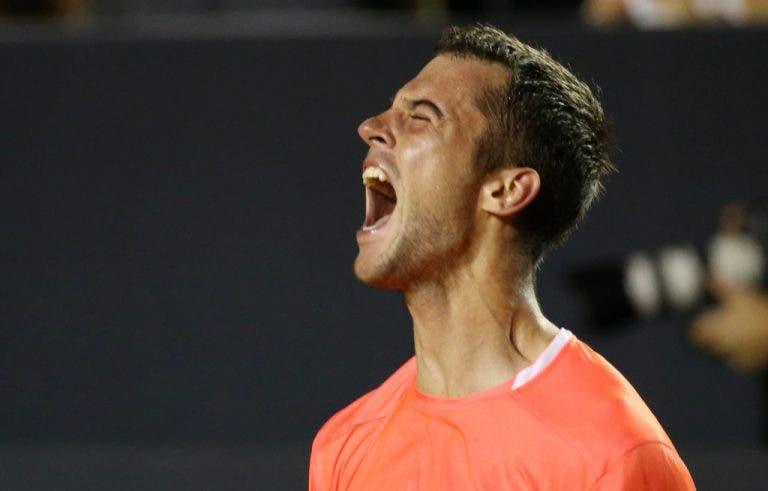 Djere: «Vou ao US Open. Há tenistas que não recebem há 6 meses»