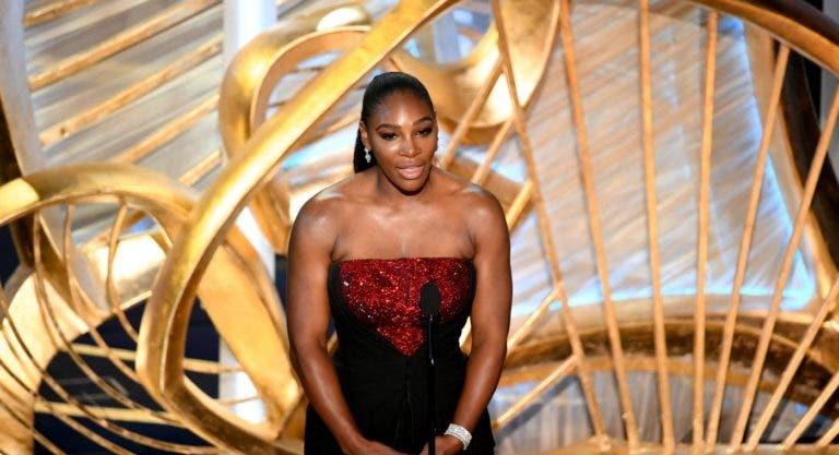 O discurso inspirador de Serena na cerimónia dos Óscares