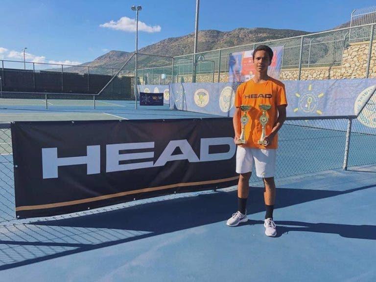 Pedro Araújo conquista primeiro título ITF júnior aos 16 anos: «Foi especial»