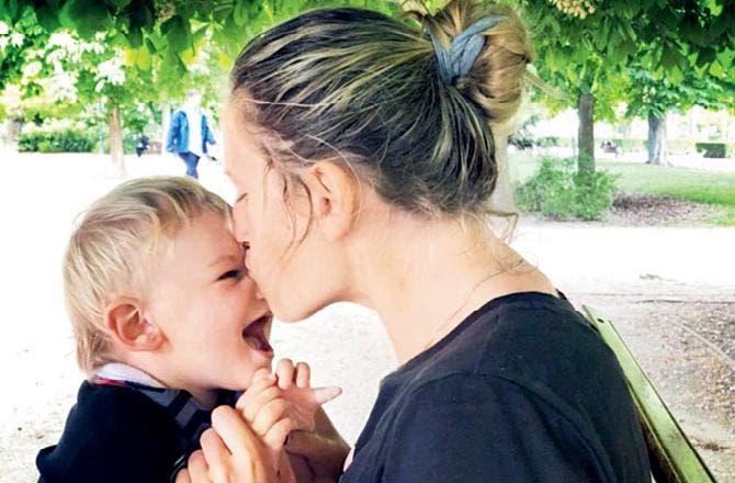 Azarenka: «O meu filho foi a melhor coisa que me aconteceu na vida»