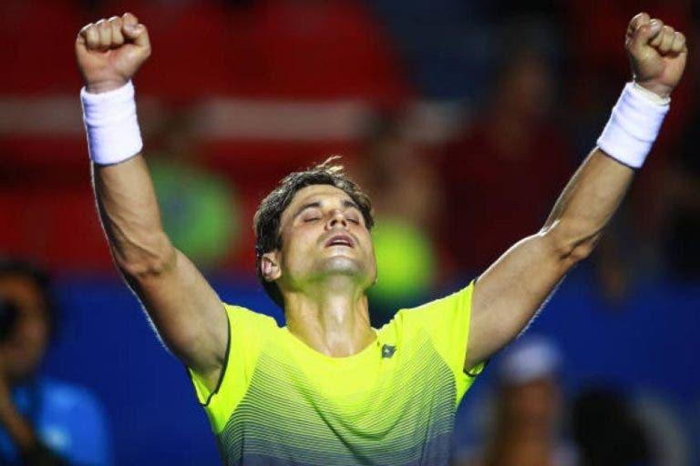 Ferrer explica o porquê de terminar a carreira no ATP 1000 de Madrid