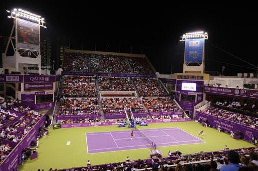 WTA de Doha. O quadro completo de luxo com grandes encontros em perspetiva