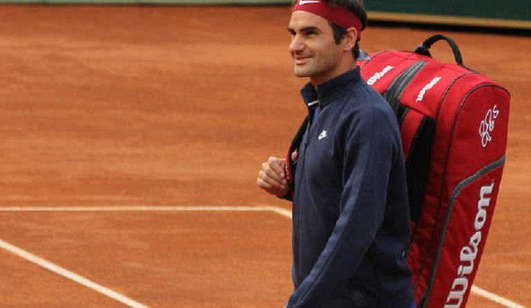 A incrível mensagem do diretor do Masters 1000 de Roma para convencer Federer a jogar em Itália