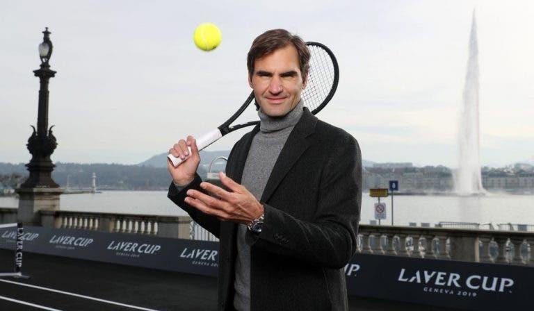 Há 9 tenistas na lista dos desportistas mais famosos do Mundo para a ESPN