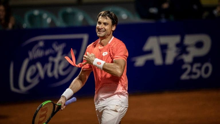 Ferrer: «O meu objetivo é continuar a lutar até ao último ponto da minha carreira»