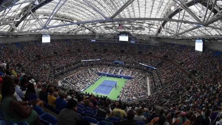 Os maiores courts de ténis a nível mundial